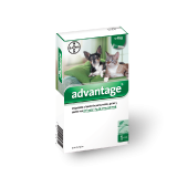 Advantage Gatos/Perros 1x0.4 ml