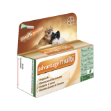 Advantage Multi 1x0.4 ml Cat