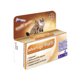 Advantage Multi 1x0.8 ml Cat