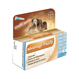 Advantage Multi 1x1.0 ml Dog