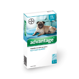 Advantage Perros 1x1.0 ml
